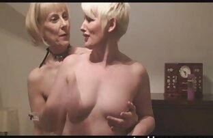 دختر تا به سكسي با خاله حال برای خدمت به دو